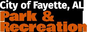 City of Fayette, AL Park & Recreation